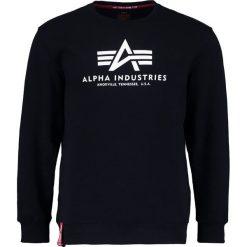 Bejsbolówki męskie: Alpha Industries Bluza black
