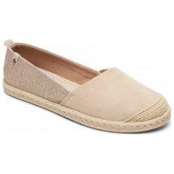 Tomsy damskie: Roxy Espadryle Damskie Flora Ii J Shoe Nat, Natural 39