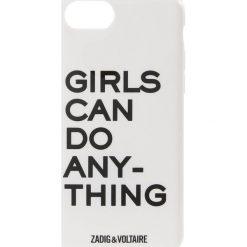Torebki klasyczne damskie: Zadig & Voltaire GIRLS Etui na telefon white