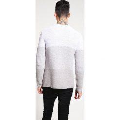 Swetry klasyczne męskie: YOURTURN Sweter tan