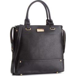 Torebka MONNARI - BAG0310-020 Black. Czarne torebki klasyczne damskie marki Monnari, ze skóry ekologicznej. W wyprzedaży za 199,00 zł.