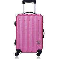 """Walizki: Walizka """"Aby"""" w kolorze różowym – 36 x 50 x 22 cm"""