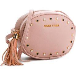 Torebka JENNY FAIRY - RC13643  Różowy Jasny. Czerwone listonoszki damskie Jenny Fairy, ze skóry ekologicznej. Za 59,99 zł.