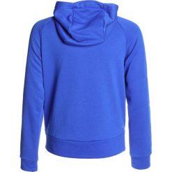 Nike Performance DRY HOODIE  Bluza rozpinana hyper royal/deep royal blue. Niebieskie bluzy chłopięce rozpinane marki Nike Performance, m, z materiału. W wyprzedaży za 139,30 zł.