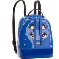 Plecak FURLA - Candy Cupido 961692 B BQA7 J62 Ginepro e. Niebieskie plecaki damskie Furla, z tworzywa sztucznego, eleganckie. W wyprzedaży za 949,00 zł.