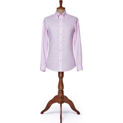 Koszula Różowa Freeway. Czerwone koszule męskie na spinki LANCERTO, na lato, m, ze lnu, button down. Za 299,00 zł.