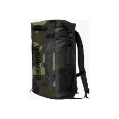 Plecak Explorer 20l Camo. Zielone plecaki damskie Fish dry pack, z materiału, sportowe. Za 179,00 zł.