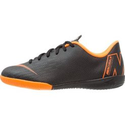 Buty skate męskie: Nike Performance VAPORX 12 ACADEMY IC Halówki black/total orange/white