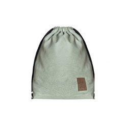 Plecaki damskie: Worek Plecak POCZUJ MIĘTĘ I