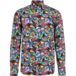 Eton SLIM FIT Koszula dark blue. Niebieskie koszule męskie slim marki Polo Ralph Lauren, m, z bawełny, polo. W wyprzedaży za 519,35 zł.