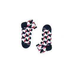 Tuwima 15m8 - Skarpetki stopki. Białe skarpetki męskie marki Takapara. Za 21,25 zł.
