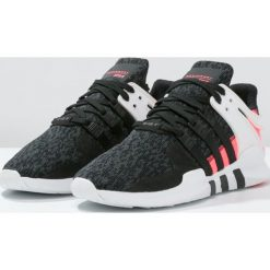 Adidas Originals EQT SUPPORT ADV Tenisówki i Trampki core black/turbo. Czarne tenisówki męskie adidas Originals, z materiału. W wyprzedaży za 471,20 zł.