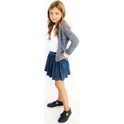 Nativo - Spódnica dziecięca 104-164 cm. Niebieskie spódniczki dziewczęce marki Nativo, z bawełny. W wyprzedaży za 53,90 zł.