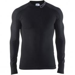 Craft Koszulka Termoaktywna Z Długim Rękawem Warm Intensity Black L. Niebieskie odzież termoaktywna męska marki Oakley, na lato, z bawełny, eleganckie. Za 245,00 zł.