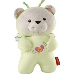 Przytulanki i maskotki: Mattel Miś motylek przytulanka Zabawka