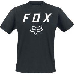 T-shirty męskie z nadrukiem: Fox Legacy Moth SS Premium Tee T-Shirt czarny