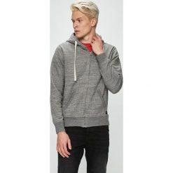Blend - Bluza. Brązowe bluzy męskie rozpinane marki Blend, l, z bawełny, bez kaptura. W wyprzedaży za 99,90 zł.