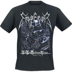Emperor In The Nightside Eclipse T-Shirt czarny. Czarne t-shirty męskie z nadrukiem Emperor, m, z okrągłym kołnierzem. Za 74,90 zł.