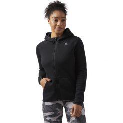 Odzież damska: bluza sportowa damska REEBOK QUIK COTTON FULL ZIP HOODIE / CF0316