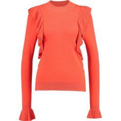 Swetry damskie: Envii ENHARZEN Sweter orange