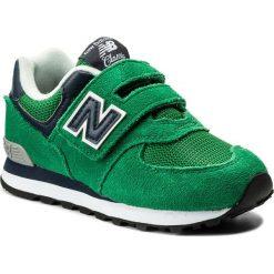 Trampki chłopięce: Sneakersy NEW BALANCE – YV574GN Zielony