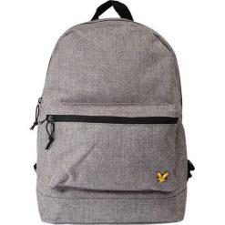 Plecaki męskie: Lyle & Scott BASIC COLOUR POP Plecak grey marl