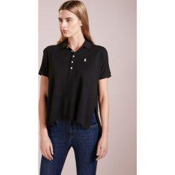 Polo Ralph Lauren Koszulka polo black. Czarne bralety Polo Ralph Lauren, l, z bawełny, polo. W wyprzedaży za 351,20 zł.