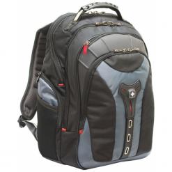 Wenger Pegasus 17'' niebieski. Niebieskie torby na laptopa marki Wenger, z materiału. Za 329,00 zł.