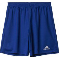 Adidas Spodenki męskie Parma 16 niebieskie r. M (AJ5882). Niebieskie spodenki sportowe męskie marki ARTENGO, l, z elastanu. Za 47,99 zł.