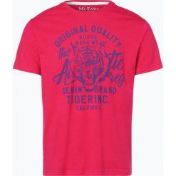 T-shirty męskie z nadrukiem: Mc Earl - T-shirt męski, różowy