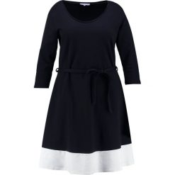 Sukienki hiszpanki: Anna Field Curvy Sukienka z dżerseju black/offwhite