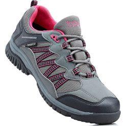 Buty trekkingowe damskie: Buty trekkingowe z membraną comfortex bonprix szaro-różowy