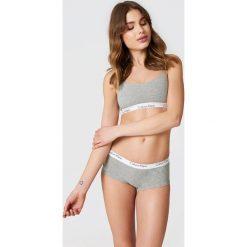 Bokserki damskie: Calvin Klein Bokserki One Cotton – Grey