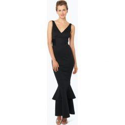 Długie sukienki: Lipsy - Damska sukienka wieczorowa, czarny