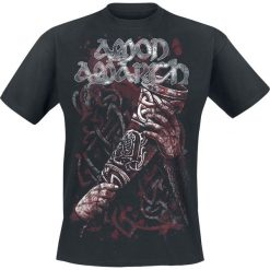 T-shirty męskie: Amon Amarth Raise Your Horns T-Shirt czarny