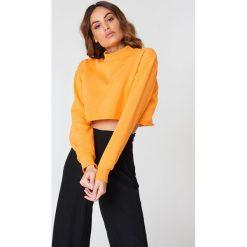 Bluzy rozpinane damskie: Josefin Ekström for NA-KD Bluza Rad - Orange