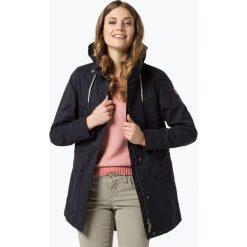 Marie Lund - Damski płaszcz funkcyjny, niebieski. Niebieskie płaszcze damskie Marie Lund. Za 399,95 zł.