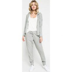 Lauren Ralph Lauren - Bluza pizamowa. Szare piżamy damskie marki Lauren Ralph Lauren, l, z poliesteru. Za 319,90 zł.