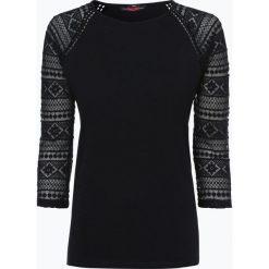 Superdry - Koszulka damska, niebieski. Niebieskie t-shirty damskie Superdry, l, w koronkowe wzory, z koronki. Za 119,95 zł.