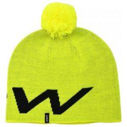 One Way Czapka Garab Knitted Beanie Yellow. Żółte czapki damskie One Way. Za 75,00 zł.