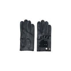 Rękawiczki driver. Czarne rękawiczki męskie Guns&tuxedos, ze skóry. Za 299,99 zł.