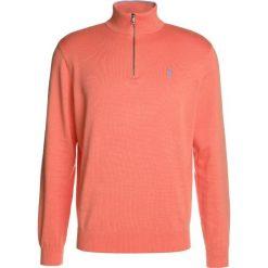 Polo Ralph Lauren Golf Sweter deep mango. Żółte golfy męskie marki Polo Ralph Lauren Golf, m, z bawełny. W wyprzedaży za 471,20 zł.