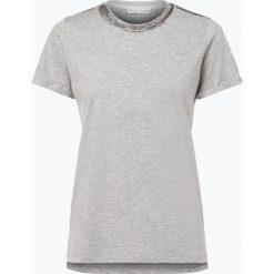 Marie Lund - T-shirt damski, szary. Niebieskie t-shirty damskie marki Marie Lund, l, z haftami. Za 39,95 zł.
