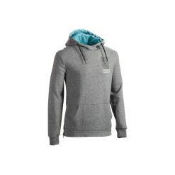 Bluza 900 Gym. Szare bluzy męskie rozpinane marki DOMYOS, m. W wyprzedaży za 49,99 zł.