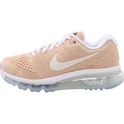 Buty do biegania damskie: Nike Performance AIR MAX 2017 Obuwie do biegania treningowe bio beige/white