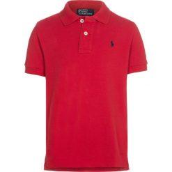 Polo Ralph Lauren CLASSIC FIT Koszulka polo new red. Czerwone t-shirty chłopięce Polo Ralph Lauren, z bawełny. Za 139,00 zł.
