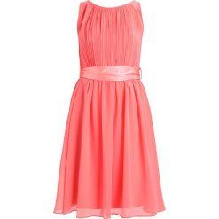 Sukienki hiszpanki: Dorothy Perkins SHOWCASE NATALIE  Sukienka koktajlowa coral