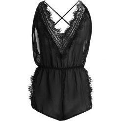 Piżamy damskie: BlueBella PENELOPE TEDDY Piżama black