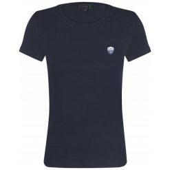 Sir Raymond Tailor T-Shirt Damski Mid Iron, L, Ciemnoniebieski. Czarne t-shirty damskie Sir Raymond Tailor, l, z bawełny. Za 49,00 zł.