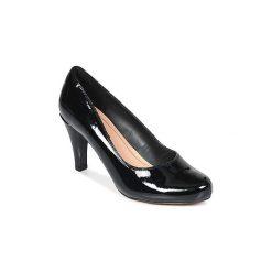 Czółenka Clarks  DALIA. Czarne buty ślubne damskie Clarks. Za 395,10 zł.